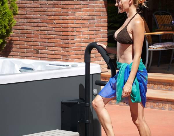 Accessoires et entretien spa
