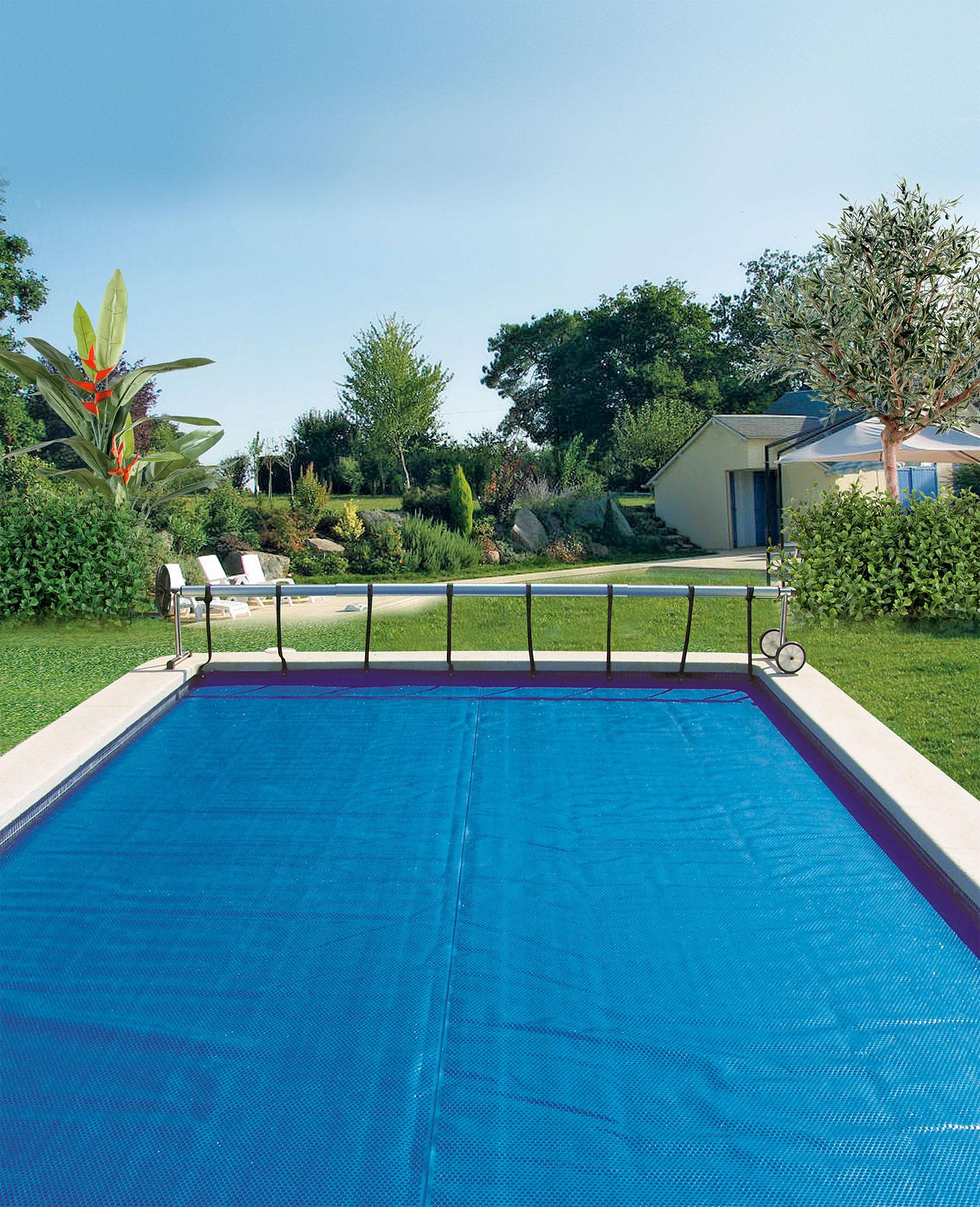 b che bulles sur mesure pour piscine b che paisse. Black Bedroom Furniture Sets. Home Design Ideas