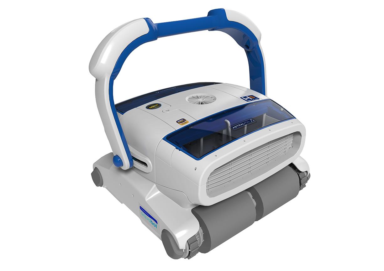 robot lectrique pour piscine fond et parois h5duo aquapolis. Black Bedroom Furniture Sets. Home Design Ideas