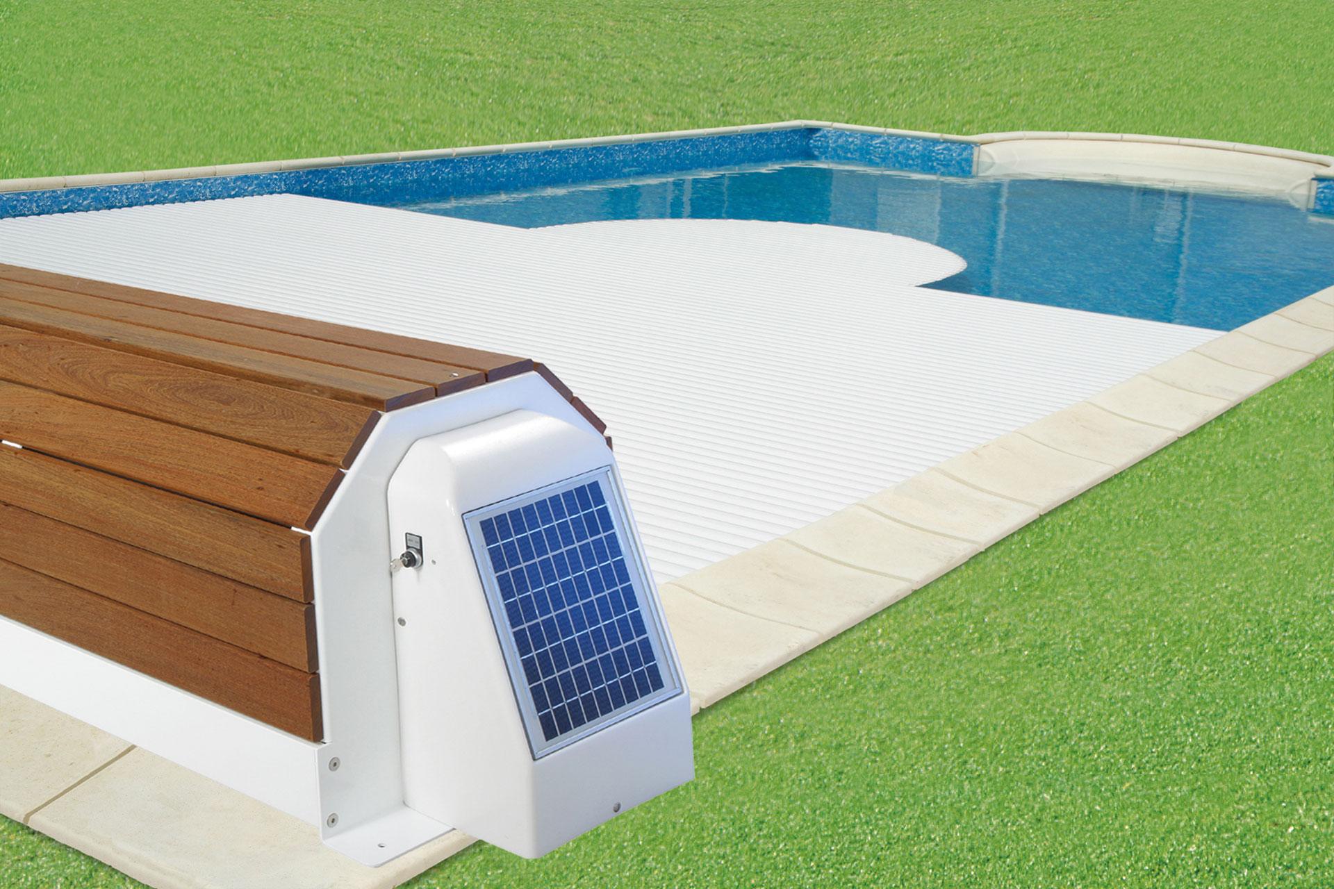 Comment Monter Une Piscine Hors Sol comment installer un volet de piscine soi-même - aquapolis
