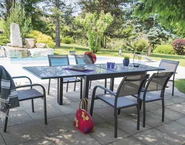 Tables et chaises archives aquapolis for Chlorinateur piscine