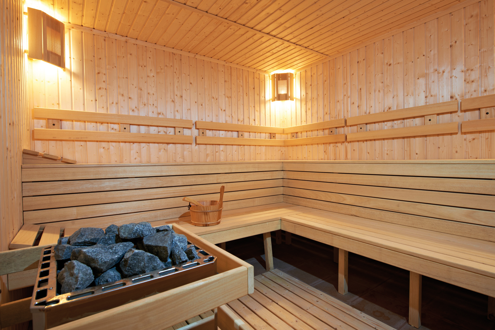 sauna traditionnel domicile diff rents formats aquapolis. Black Bedroom Furniture Sets. Home Design Ideas