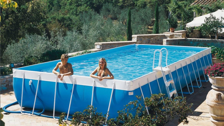 piscine hors sol ovale Riedisheim