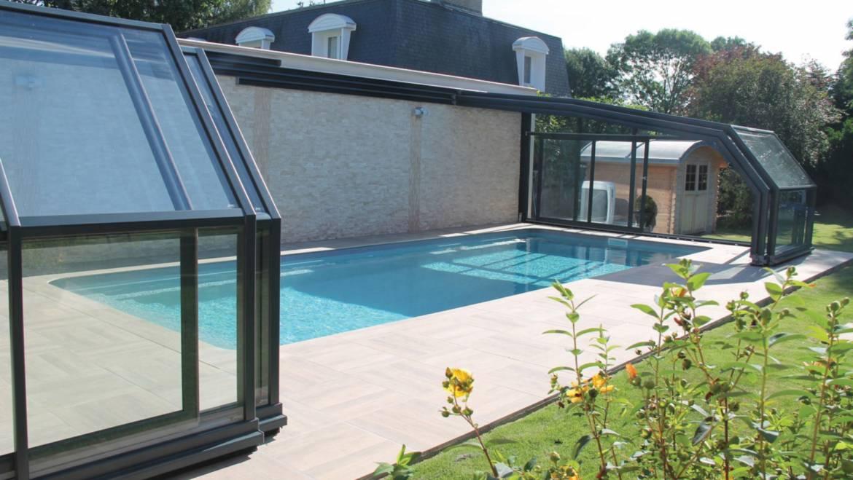 Tour d'horizon des différents abris de piscine