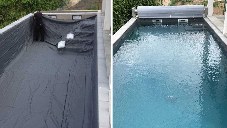 Changer le liner d'une piscine : ce qu'il faut savoir