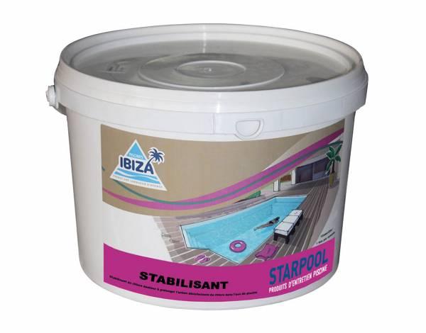 Stabilisant pour eau de piscine Starpool