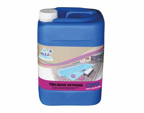 Désinfectant sans chlore à base d'oxygène actif liquide