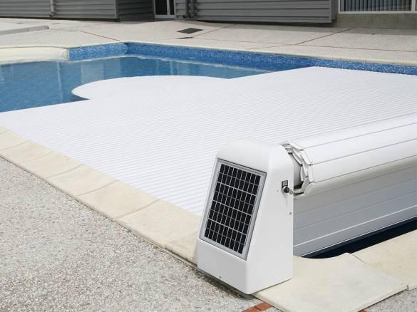 Volet solaire pour piscine 3
