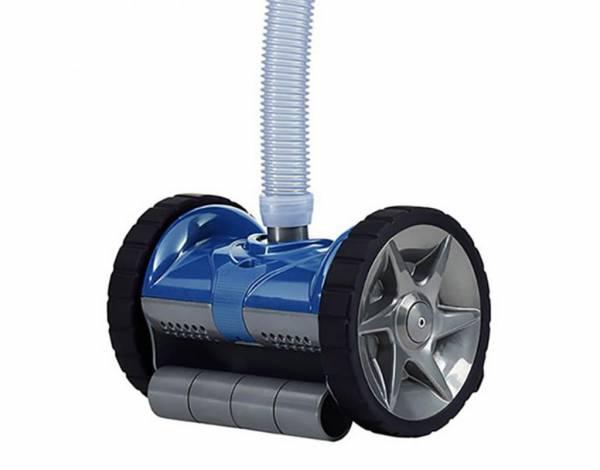 Blue rebel robot hydraulique
