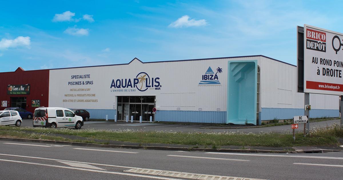 Magasin Materiel Piscine Et Spa A Chateauroux Aquapolis