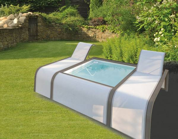 Petite piscine hors sol Laghetto Piu Bella nouveauté 2020