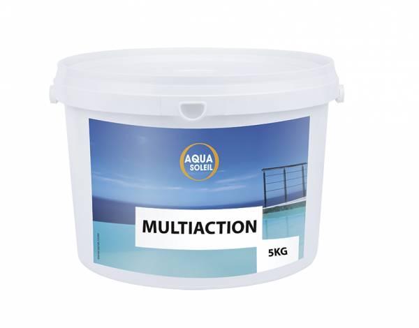 Chlore multiaction Aquasoleil