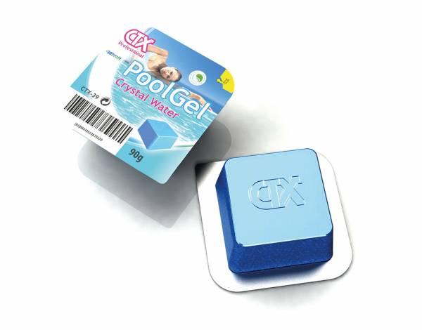 floculant mono dose gel ctx