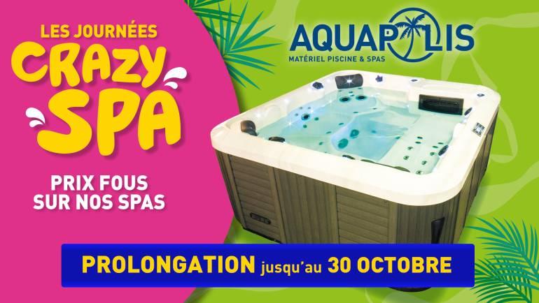 Prolongation Crazy Spa 2021