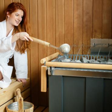 Les avantages d'une séance de sauna dans la récupération après le sport